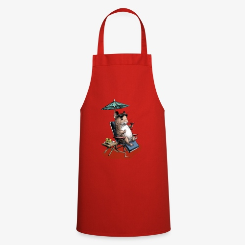 Mouse Cocktail Umbrella - Cooking Apron
