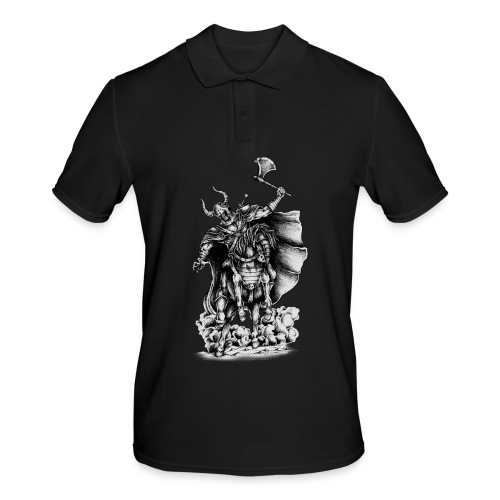 Odin - Männer Poloshirt