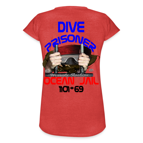 Dive Prisoner - Frauen Vintage T-Shirt