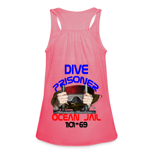 Dive Prisoner - Frauen Tank Top von Bella