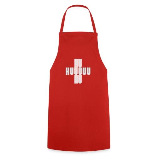 HUUU Schlachtruf - Kochschürze