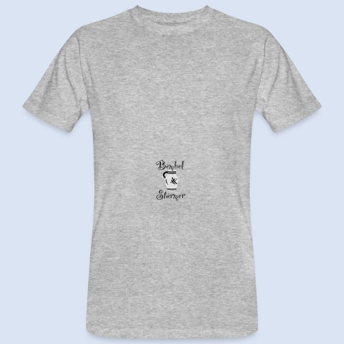 BEMBEL STÜRMER #Frankfurt #Bembeltown - Männer Bio-T-Shirt