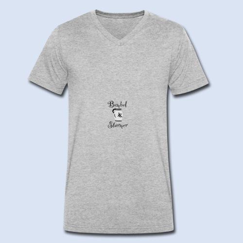 BEMBEL STÜRMER #Frankfurt #Bembeltown - Männer Bio-T-Shirt mit V-Ausschnitt von Stanley & Stella