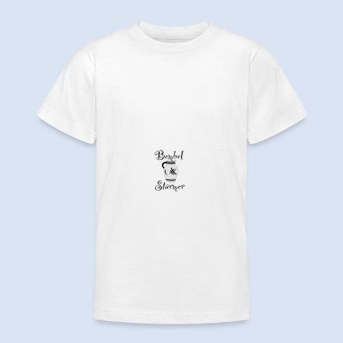 BEMBEL STÜRMER #Frankfurt #Bembeltown - Teenager T-Shirt