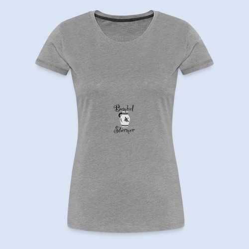 BEMBEL STÜRMER #Frankfurt #Bembeltown - Frauen Premium T-Shirt