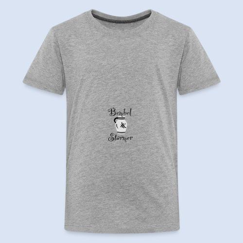 BEMBEL STÜRMER #Frankfurt #Bembeltown - Teenager Premium T-Shirt