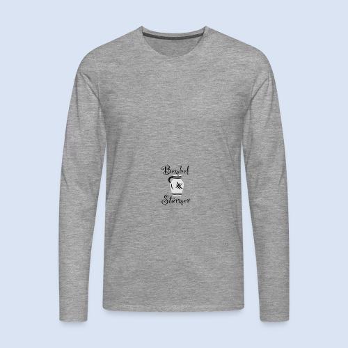 BEMBEL STÜRMER #Frankfurt #Bembeltown - Männer Premium Langarmshirt