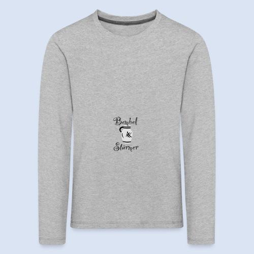 BEMBEL STÜRMER #Frankfurt #Bembeltown - Kinder Premium Langarmshirt