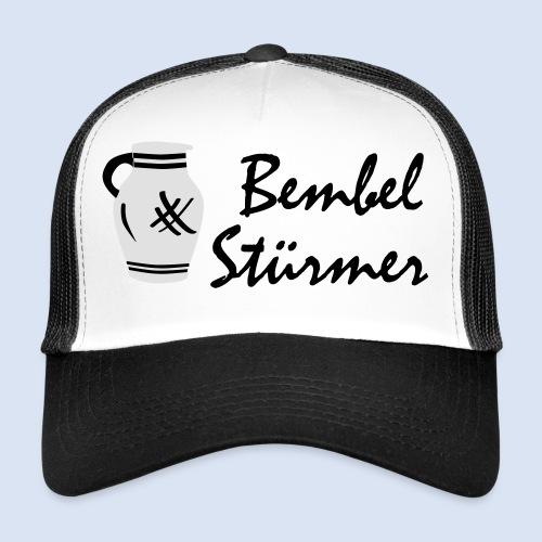 BEMBEL STÜRMER #Frankfurt #Bembeltown - Trucker Cap
