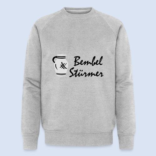 BEMBEL STÜRMER #Frankfurt #Bembeltown - Männer Bio-Sweatshirt von Stanley & Stella
