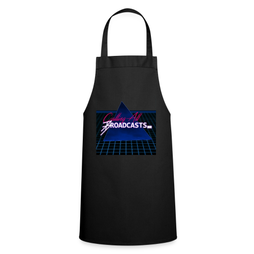 80s Design T-shirt - Cooking Apron