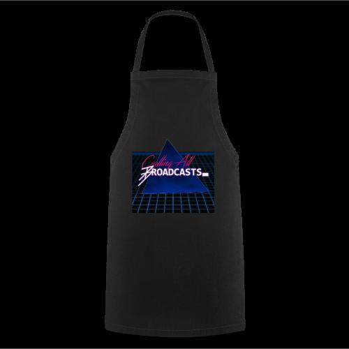 80s Design T-shirt - Cooking Apron