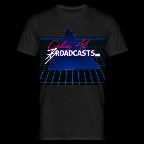 80s Design T-shirt - Men's T-Shirt