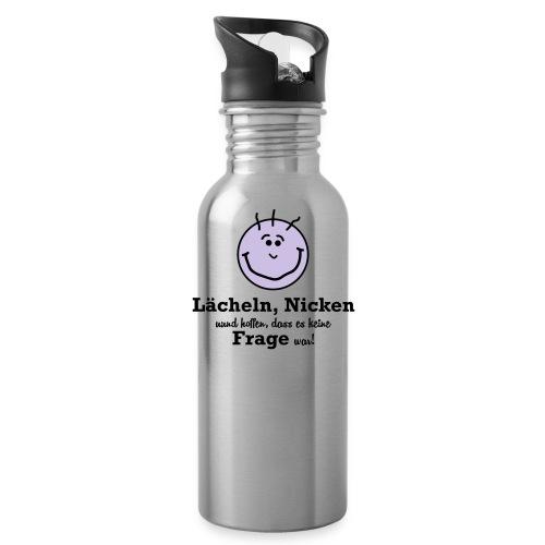 Lächeln - Trinkflasche