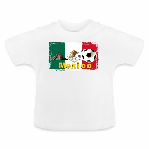 Fussball Mexico - Baby T-Shirt