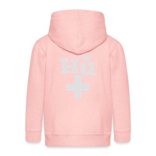 Herren-T-Shirt  |  Hu - Kinder Premium Kapuzenjacke