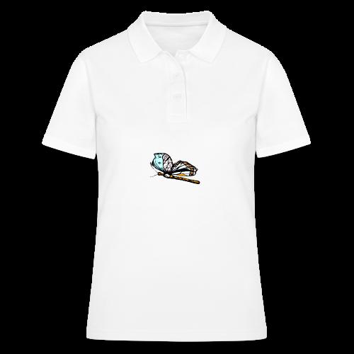 Shirts und Geschenke blauer Schmetterling - Women's Polo Shirt