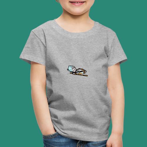 Shirts und Geschenke blauer Schmetterling - Kinder Premium T-Shirt