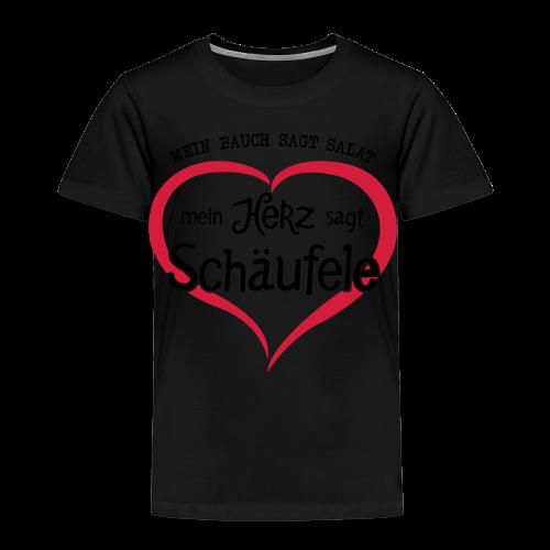 Bauch Salat Herz Schäufele Franken