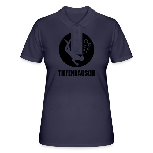 Tiefenrausch - Frauen Polo Shirt