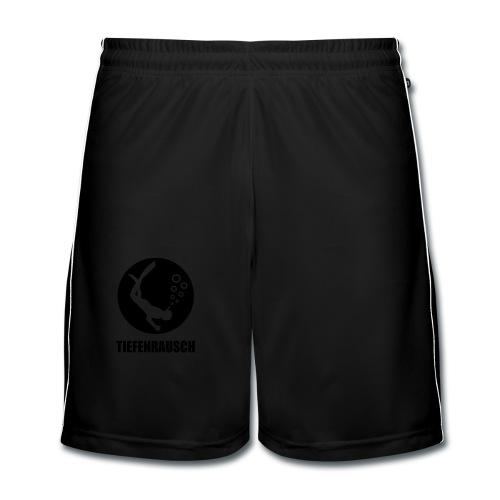 Tiefenrausch - Männer Fußball-Shorts