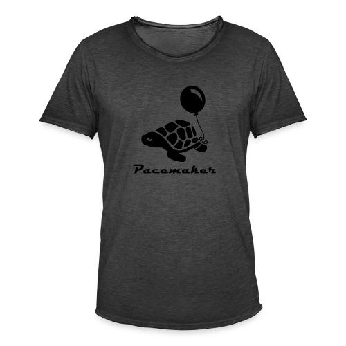 Pacemaker, Marathon - Männer Vintage T-Shirt