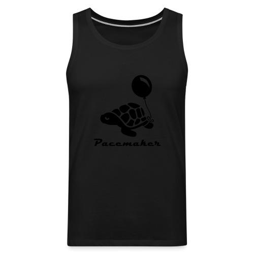 Pacemaker, Marathon - Männer Premium Tank Top