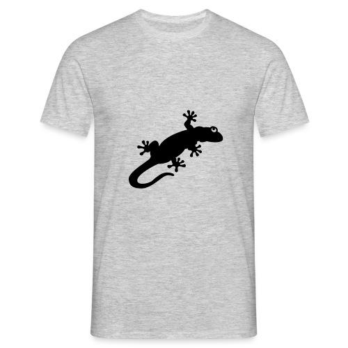 Gecko - Männer T-Shirt