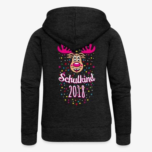 04 Schulkind 2018 Hirsch Rudi Pink Crazy