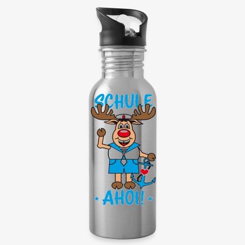 09 Schule Ahoi Hirsch Rudi Matrose Anker