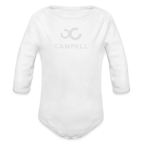 Campell Produkt - Baby Bio-Langarm-Body