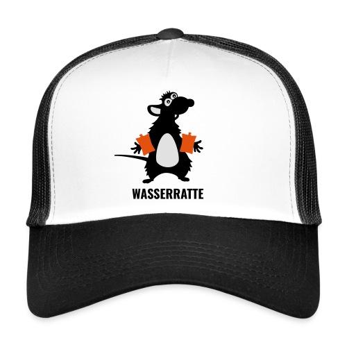 Wasserratte - Trucker Cap