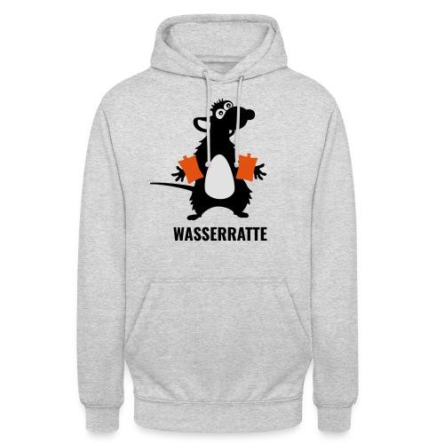 Wasserratte - Unisex Hoodie