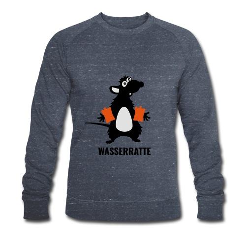Wasserratte - Männer Bio-Sweatshirt von Stanley & Stella