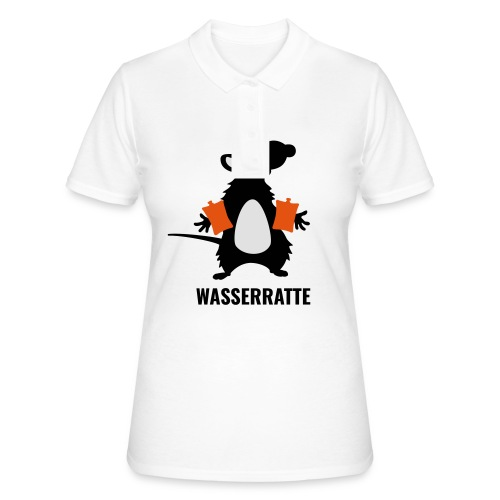 Wasserratte - Frauen Polo Shirt