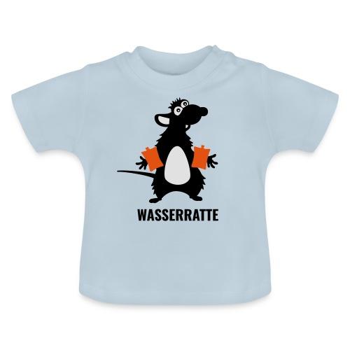 Wasserratte - Baby T-Shirt