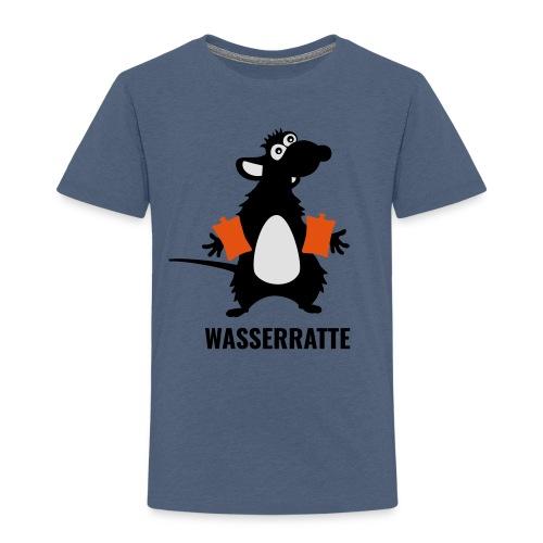 Wasserratte - Kinder Premium T-Shirt