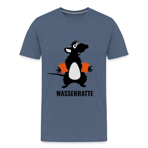 Wasserratte - Teenager Premium T-Shirt