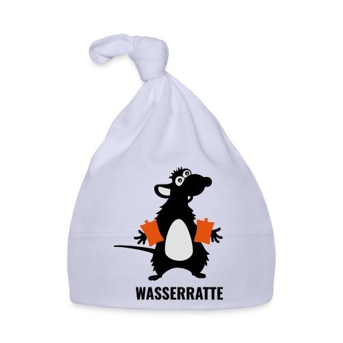 Wasserratte - Baby Mütze