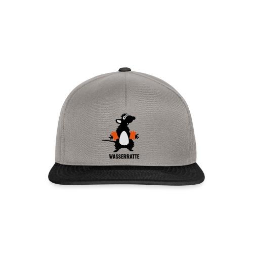 Wasserratte - Snapback Cap