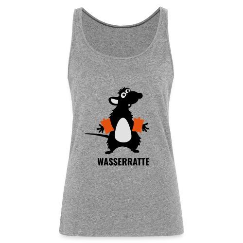 Wasserratte - Frauen Premium Tank Top
