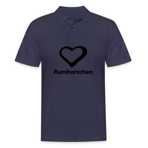 Rumherzchen - Männer Poloshirt