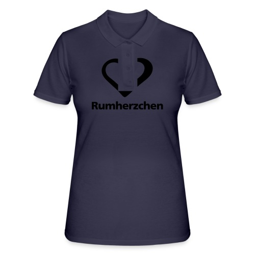 Rumherzchen - Frauen Polo Shirt