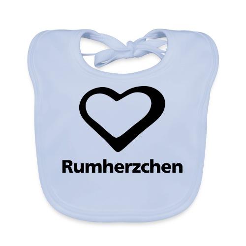Rumherzchen - Baby Bio-Lätzchen