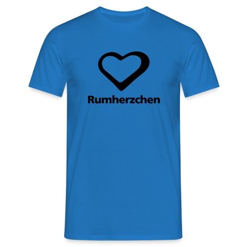 Rumherzchen - Männer T-Shirt