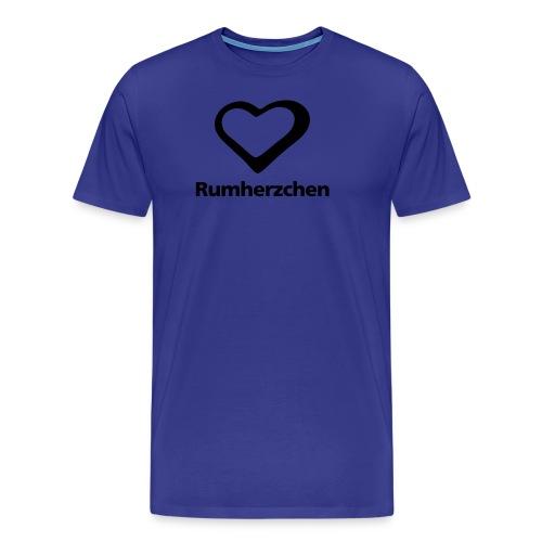 Rumherzchen - Männer Premium T-Shirt