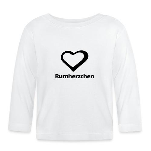 Rumherzchen - Baby Langarmshirt