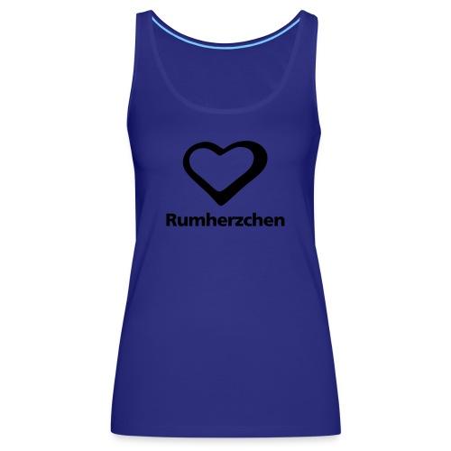 Rumherzchen - Frauen Premium Tank Top
