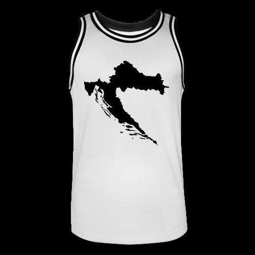Kroatien Shirt - Männer Basketball-Trikot