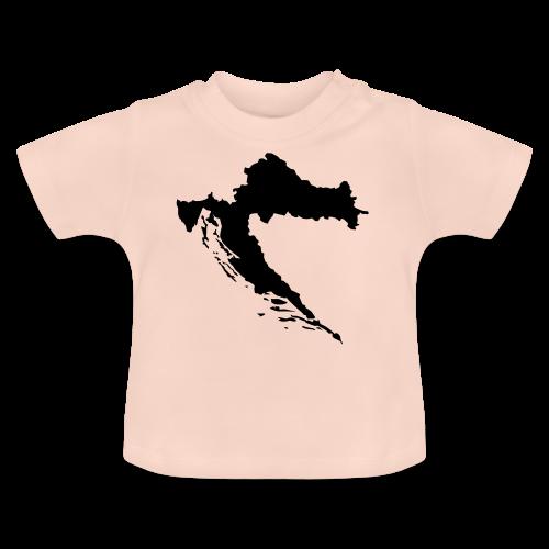 Kroatien Shirt - Baby T-Shirt